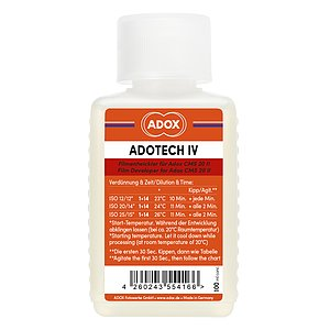 ADOX Adotech IV for up to 6 35mm or 120 films