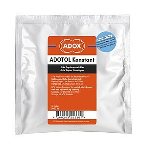 ADOX Adotol-Konstant High-Capacity Paper Developer, Powder To Make 1 L