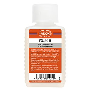 ADOX FX-39 TYPE II 100ml Concentrate