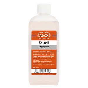 ADOX FX-39 TYP II 500ml Concentrate