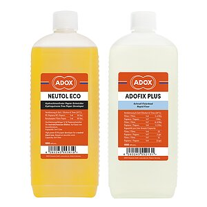 Bundle out of 1 X ADOX Neutol Eco 1000 ml Concentrate + ADOX ADOFIX Plus 1000 ml Concentrate