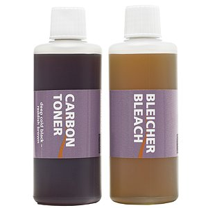 MOERSCH Carbontoner KIT with Bleach 100/100 ml