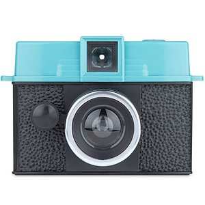 LOMO Lomography Diana Baby 110 Camera + 24mm Lens