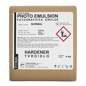 FOMA Photo Emulsion Fomaspeed N 250 ml