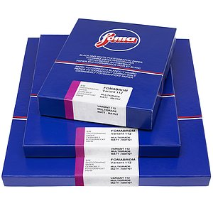 FOMA Fomabrom Variant 112 - 30x40 / 50 Sheets - Gradation: Variable