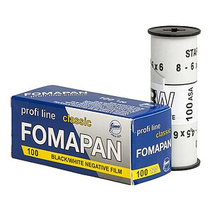FOMA Fomapan 100 120 Medium Format Film