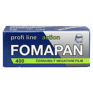 FOMA Fomapan 400 120 Medium Format Film