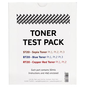 FOTOSPEED Test Toner Pack