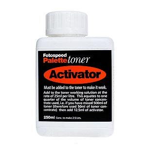 FOTOSPEED Palette-Toner Activator (single bottle) 250 ml