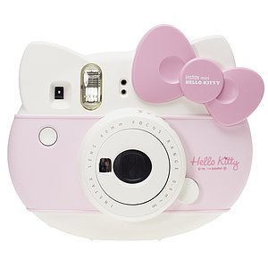 FUJI Instax Mini Hello Kitty Camera incl. Batteries and Hello Kitty Camera strap
