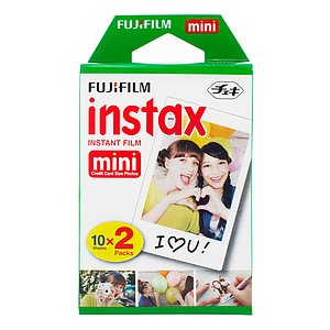 FUJI Instax Mini Film Twin Pack 2x10 sheet