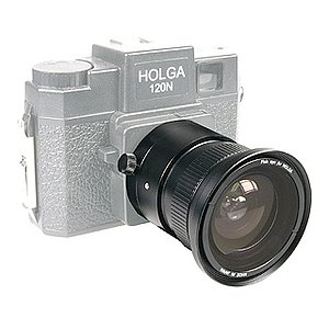 HOLGA Glass Fisheye Lense