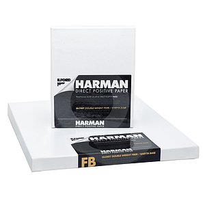 HARMAN Direct Positive Paper - Natural Gloss - 13x18 / 25 Sheets