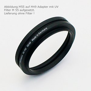 HELIOPAN Thread-Adapter - 72/55E