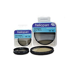 HELIOPAN Variable-Grey-Filter Slim - Diameter: 52mm