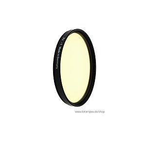 HELIOPAN Filter Light-Yellow (5) - Diameter: 58mm