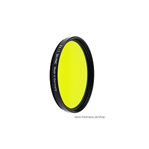 HELIOPAN Filter Yellow-Green (11) - Diameter: 40,5mm