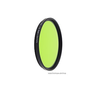 HELIOPAN Filter Green (13) - Diameter: 72mm