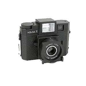 HOLGA Filter Adapter (Works With All Holga Lenses)