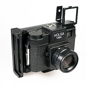 HOLGA Back For Holga Camera For Pol 690/669 Fuji Fp100c/B
