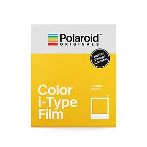 POLAROID  Color Film for I Type