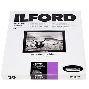 ILFORD MULTIGRADE ART 300 - 30x40 / 30 Sheets - Gradation: Variable