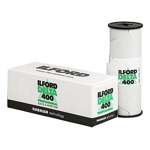ILFORD Delta 400 120 Medium Format Film