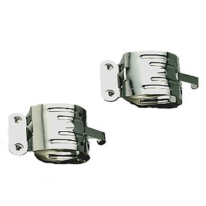 KAISER Film Clips, Stainless Steel, 1 Pair