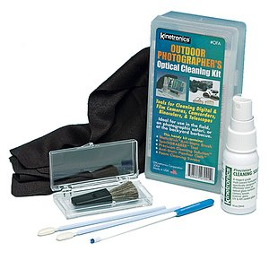 KINETRONICS Outdoor Photographers Optical First Aid Kit