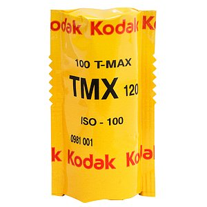 KODAK T-MAX 100 120 Medium Format Film