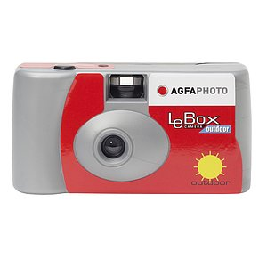 AGFAPHOTO LeBox 400 / 27 exp. Disposable Camera outdoor