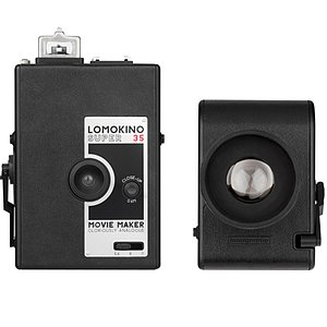 LOMO Lomokino & Lomokinoscope Package