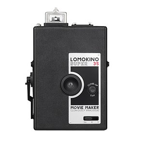 LOMO Lomokino Camera-Black