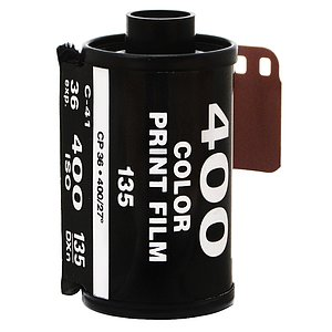 LOMO Lomography Color Negative 400 3-Pack