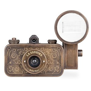 LOMO Lomography: La Sardina Metal Edition Belle Star