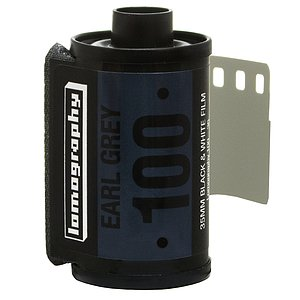 LOMO Lomography Earl Grey B&W 100 35mm (Pack Of 3)
