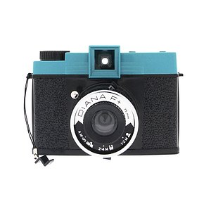 LOMO Diana F+ Camera Package