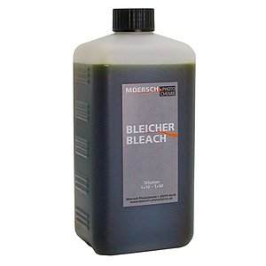 MOERSCH Bleacher Concentrate (Potassium Hexacyanoferrate/Bromide) 250 ml
