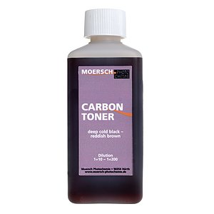 MOERSCH MT2 Carbontoner 250 ml