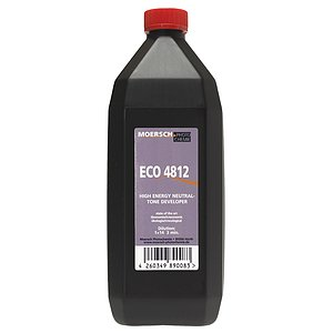 MOERSCH Eco 4812 Paper Developer Without Toxic Chemicals. 1000 ml Concentrate