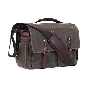ONA Astoria Camera Bag Dark Tan