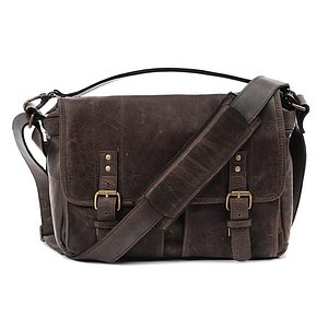 ONA The Prince Street Leather Dark Truffle