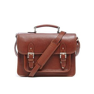 ONA Brooklyn Chestnut Camera Bag