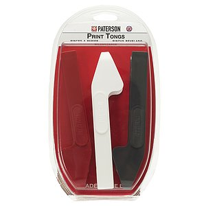 PATERSON Print tongs pack of three