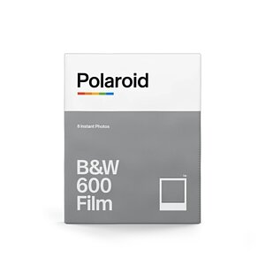 POLAROID ORIGINALS POLAROID ORIGINALS B&W 600 Film with 8 exposures