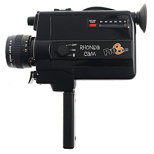 PRO8MM Rhonda Super 8 Camera