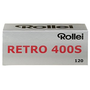 ROLLEI Retro 400S 120 Medium Format Film