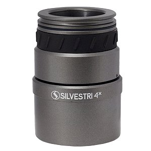 SILVESTRI Lupe 6x Professional With Micrometric Scale (4 Elements In 2 Groups)