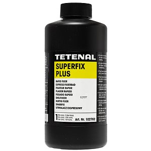TETENAL Superfix Plus Fixer, 1000 ml Concentrate