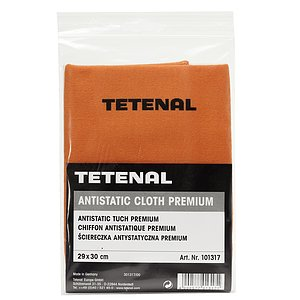 TETENAL Antistatic- cloth 29x30 cm orange